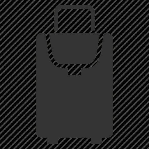 bag, baggage, carryon, case, luggage, suitcase, transit icon