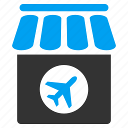 commerce, duty free, market, sale, shop, shopping, store icon