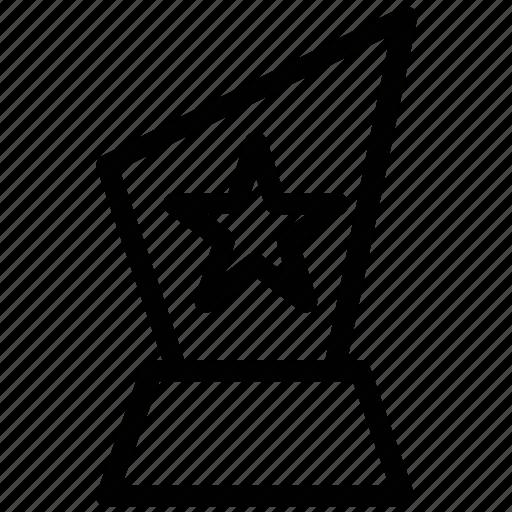 award, prize, ranking, reward, star icon