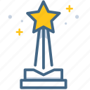 award, champion, prize, reward icon