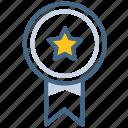 award, badge, prize, reward