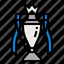 trophy, crown