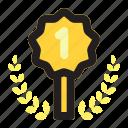 award, gold, prize, reward, star, winner