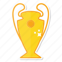 champions, gold, ligue, achievement, champion, award