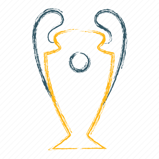 champion, champions, league, trophy, winner icon