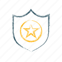 shield, lock, protect, protection