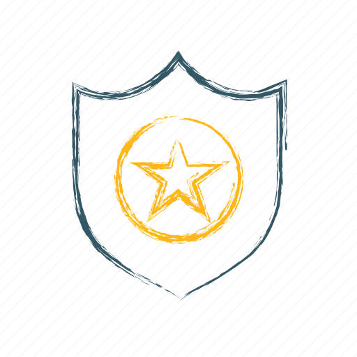 lock, protect, protection, shield icon