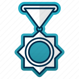achievement, badge, cup, medal, prize, trophy, winner icon
