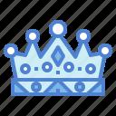 crown, fashion, king, royal icon