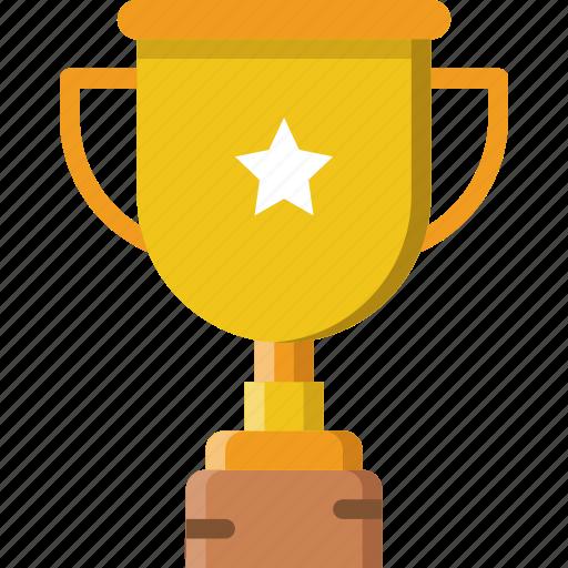 award, prize, trophy, winner icon