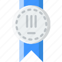 3rd, award, place, prize, trophy, winner icon