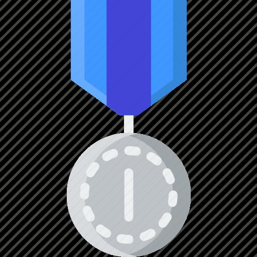 1st, award, place, prize, trophy, winner icon