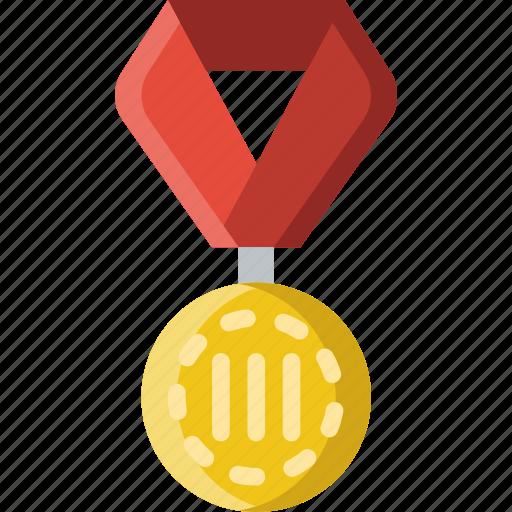 3rd, award, medal, prize, trophy, winner icon