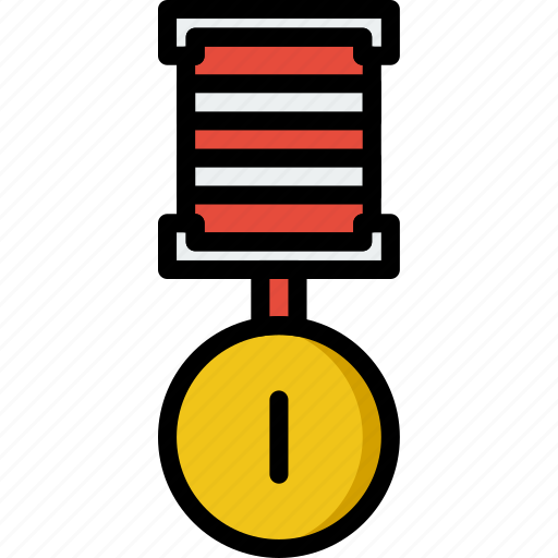 1st, award, place, prize, trophy, winner icon