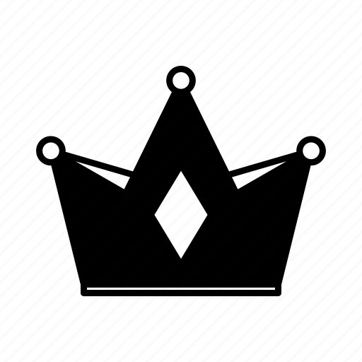 crown, king, prince, queen, royal icon