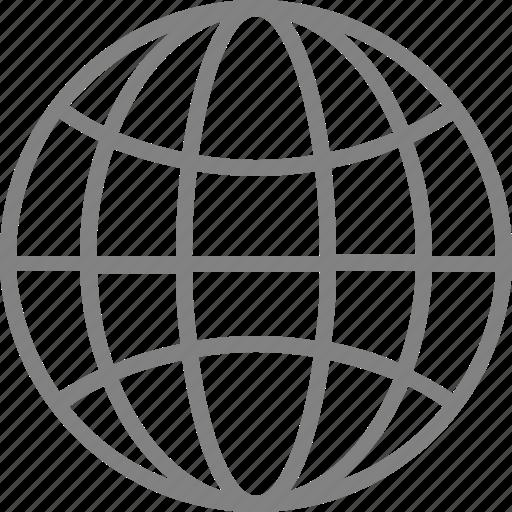 earth, global, globe, internet, world icon