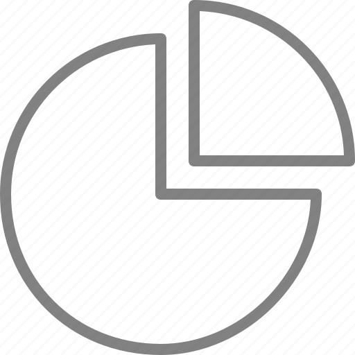 graph, pie, piechart, report, statistics icon