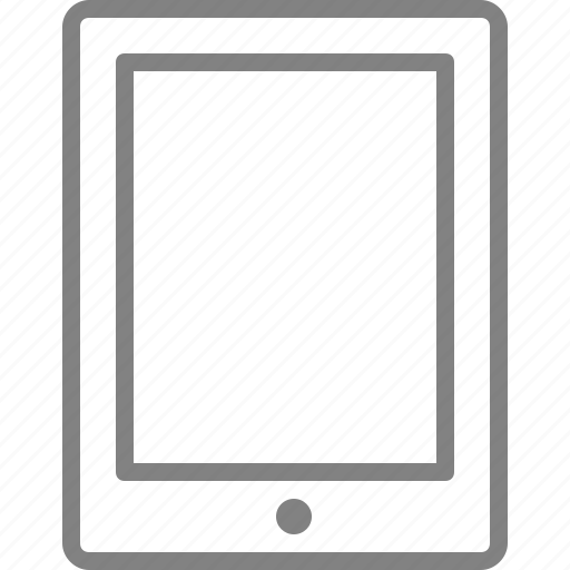 communication, computer, device, internet, ipad, screen, tablet icon