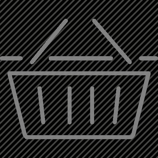 Basket, buy, cart, ecommerce, shopping icon - Download on Iconfinder