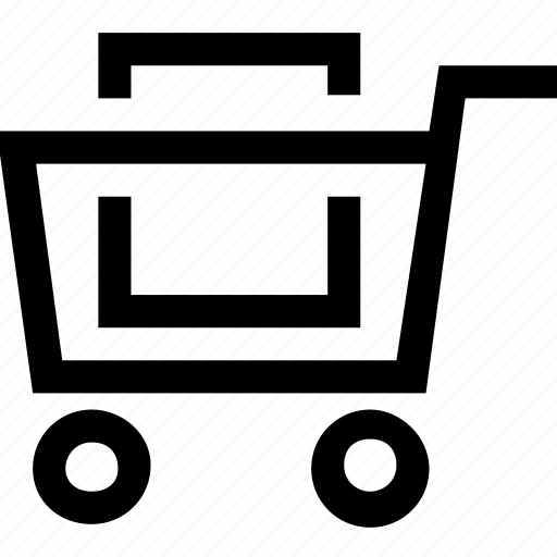 buy, cart, ecommerce, full, online, shop, shopping icon