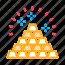 antique, aztec, bird, civilization, gold, pyramid, sacred icon