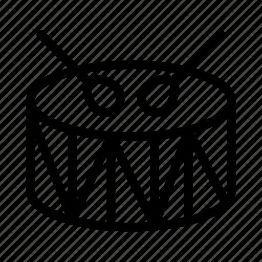 beats, drum, instrument, music, stick icon