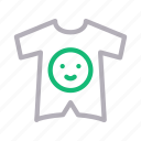 child, cloth, dress, shirt, suit icon