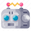 baby, child, infant, kid, robot, toddler, toy icon