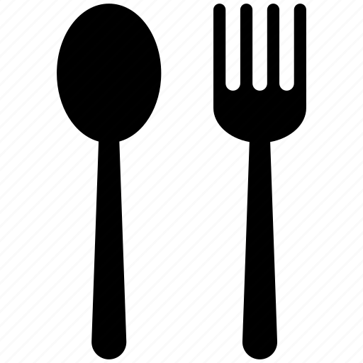 baby, breakfast, eating, food, fork, restaurant, spoon icon
