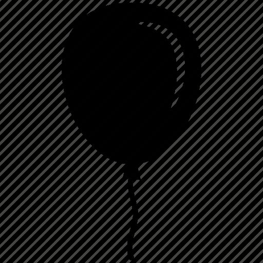 baby, balloon, baloon, birthday, celebration, decoration, party icon