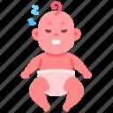 baby, kid, sleeping, cute, human