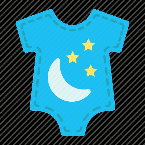 baby, body, born, clothes, kid, romper, shirt icon