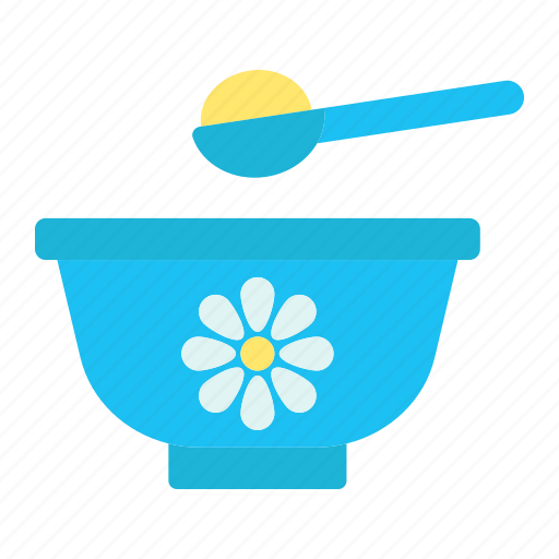 baby, bowl, child, eat, food, health, nutrition icon