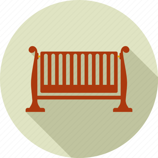 baby, bed, cherrish, cradle, furniture, newborn, sleeping icon
