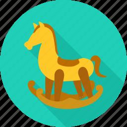 game, horse, toy, toys icon