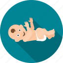 baby, child, children, infant, kid, newborn, toddler icon