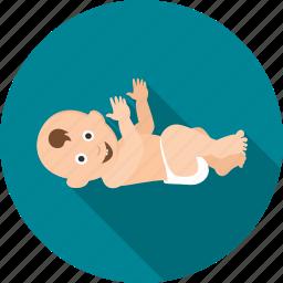baby, child, children, infant, kid, newborn, toddler icon