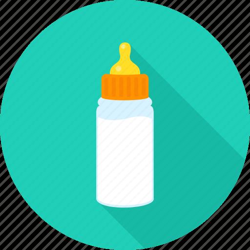 baby, bottle, child, drink, feeder, infant, newborn icon