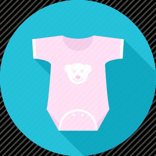 baby, child, infant, kid, kids, newborn, tshirt icon