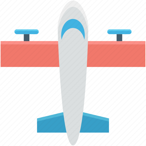 airplane, aviation, fly, jet, plane icon