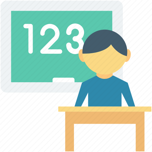 learner, pupil, reader, schoolboy, student icon
