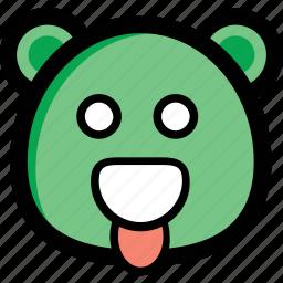 fluffy toy, teddy, teddy bear, teddy face, toy teddy icon