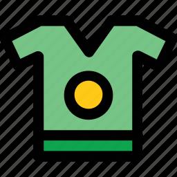 baby shirt, clothes, garment, romper, shirt icon