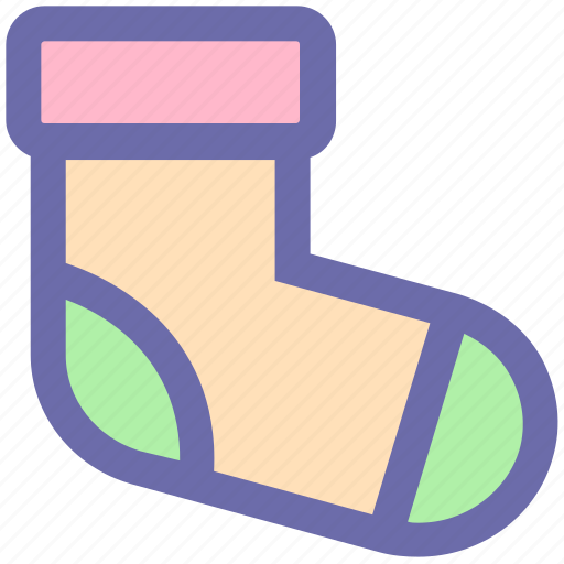 accessories, baby socks, christmas, clothes, fashion, kids, socks icon