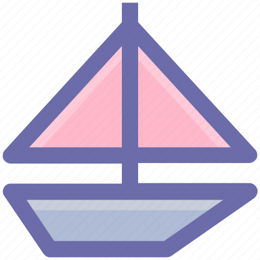 baby, baby toy, boat, child, kid, ship, toys, water icon