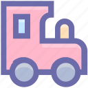 baby toys, game, play, rail, toy, toys, train, wheels icon