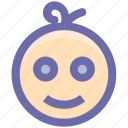 baby, boy, face, kids, medical, newborn icon