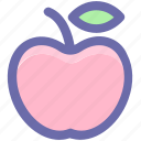 apple, baby, food, fruit, healthy food, nursery