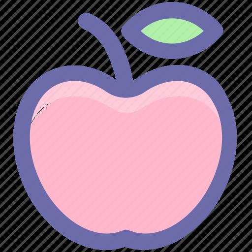 apple, baby, food, fruit, healthy food, nursery icon