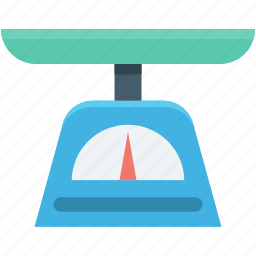 balance, kitchenware, scale, weight, weight scale icon